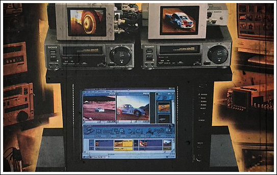 Video equipment and video production editing in La Crescenta, CA.